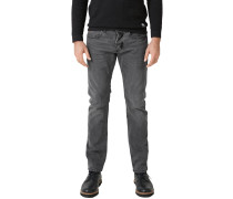 Stretchjeans grey denim