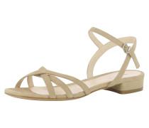 Sandale 'Salvina' beige