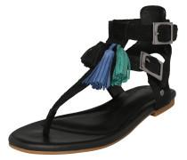 Sandalen 'Lecia' schwarz