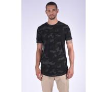 T-Shirt 'Bator Darkol' grün