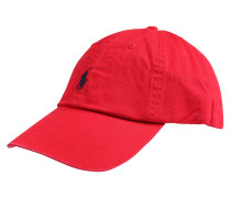 Base-Cap blau / rot