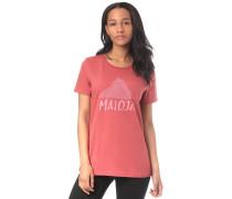 'PitschenM.' T-Shirt rosa