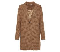 Mantel braun / cognac