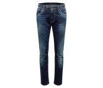 Jeans 'ni:co:r611' dunkelblau