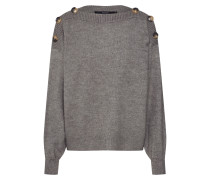 Pullover 'Eject' graumeliert