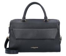Alena Handtasche Leder 30 cm schwarz