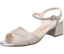 Sandaletten 'Celana' grau