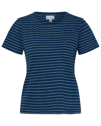 T-Shirt 'coulda 2.0' blau