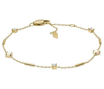 Armband 'Vintage Iconic' gold / transparent