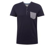 Shirt 'EOSHenley tee' navy