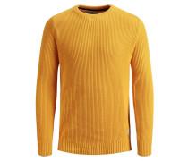 Pullover goldgelb