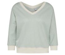 3/4-Sleeve Shirt 'Comb' mint