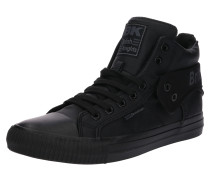 Sneaker 'roco' schwarz