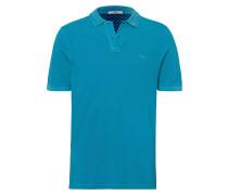 Poloshirt 'Pele' hellblau