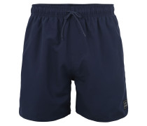 Badeshorts 'volley FLY OUT 16''' indigo