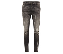 Jeans 'Billy the kid 9941 destroyed'
