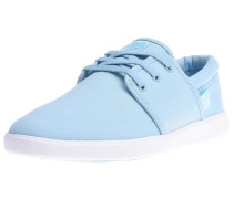 Schuhe 'Haven TX Fashion' hellblau / weiß