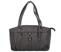 Schultertasche 'Marion' 32 cm taupe