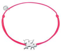 Armband pink / silber