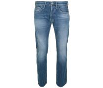 Jeans 'newbill Cotton Denim' blau