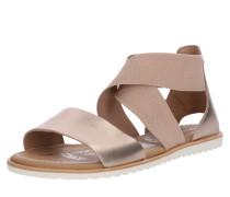 Sandale 'Ella' nude / rosa
