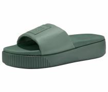 Slide grün