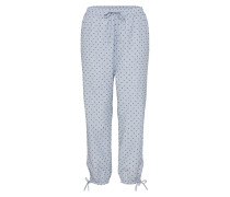 Hose 'ankle TIE Dobby Pant'