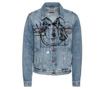Jeansjacke 'Trucker jacket - Felix is Back'