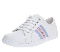 Sneaker 'Newark' hellblau / hellrot / weiß