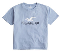 T-Shirt 'Timeless' hellblau