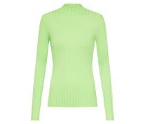 Pullover 'Magen' neongrün