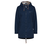 Parka 'Library Light' navy