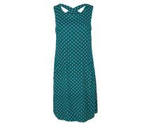 Kleid pastellblau / mischfarben
