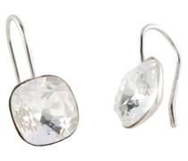 Paar Ohrhaken mit Swarovski-Kristallen