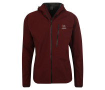 Sport-Jacken 'l.i.m Jacket Men' burgunder