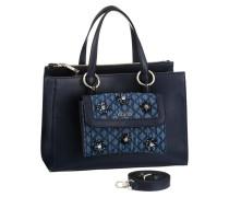 Handtasche 'sienna' marine / blue denim