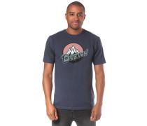'Durable Goods' T-Shirt navy