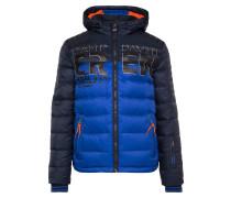 Jacke blau / nachtblau