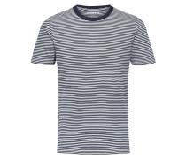 Streifen T-Shirt schwarz / weiß