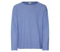 Pullover 'slub Knit' royalblau