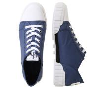 Sneaker 'biff' blau / weiß