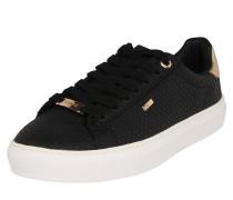 Sneaker 'Crista' weiß / schwarz
