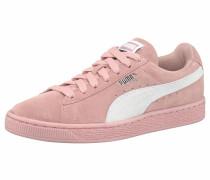 'Suede Classic' Sneaker Damen rosa