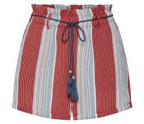 Shorts blau / rot