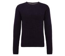 Pullover 'james' schwarz