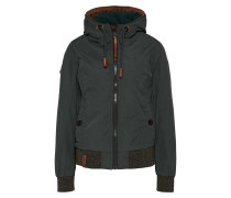 Outdoor Jacke dunkelgrün