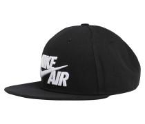 Cap 'Air True' schwarz / weiß