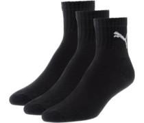 Socken Mehrfachpack schwarz