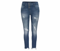 Jeans Boyfriend-Jeans 'p78A' blue denim