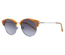 Sonnenbrille 'Carl' dunkelorange
